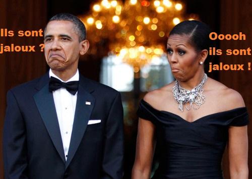 obama jaloux
